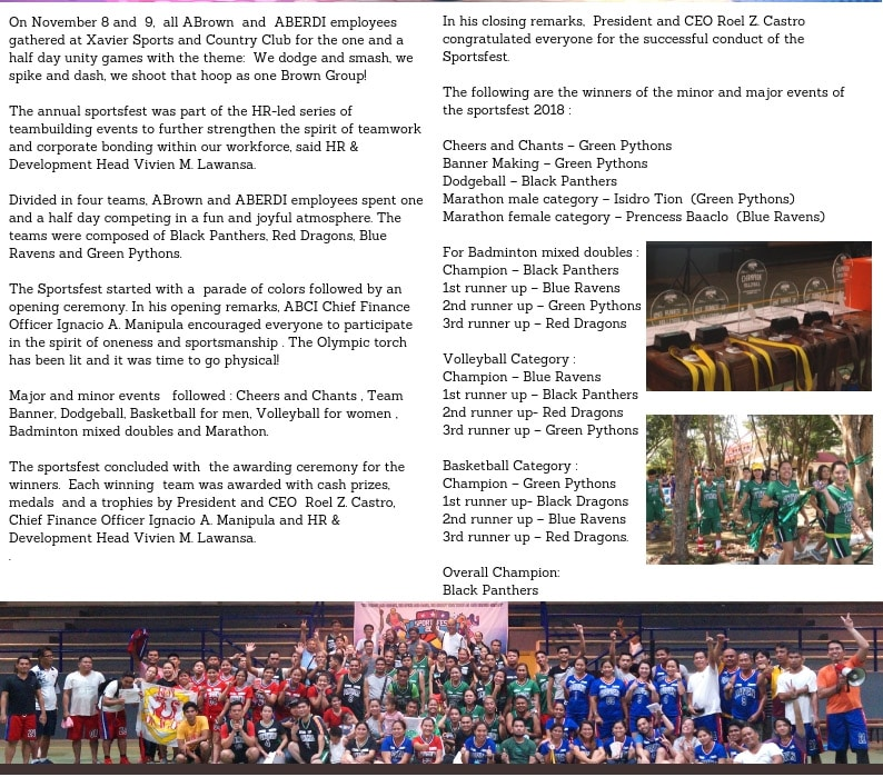 sportsfest article 2018 2